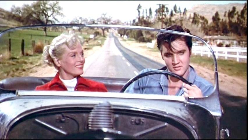 Loving You - Elvis in Car