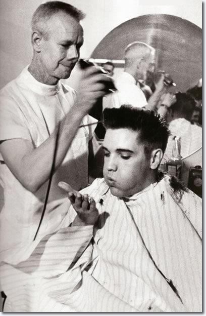 Elvis Gets a Headache