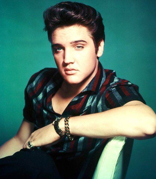 Elvis Glamour Shot