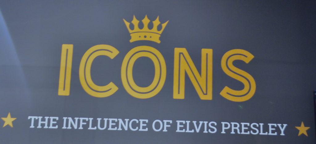 Icons Elvis Presley- Influence