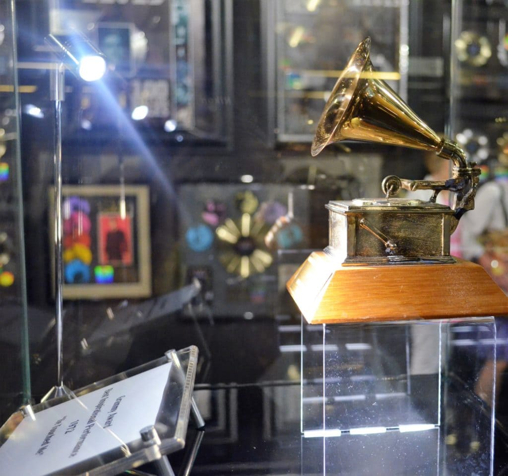Elvis's Gospel Grammy