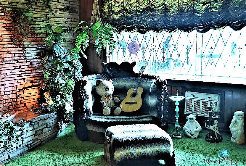 Elvis Presley's Graceland - Jungle Room