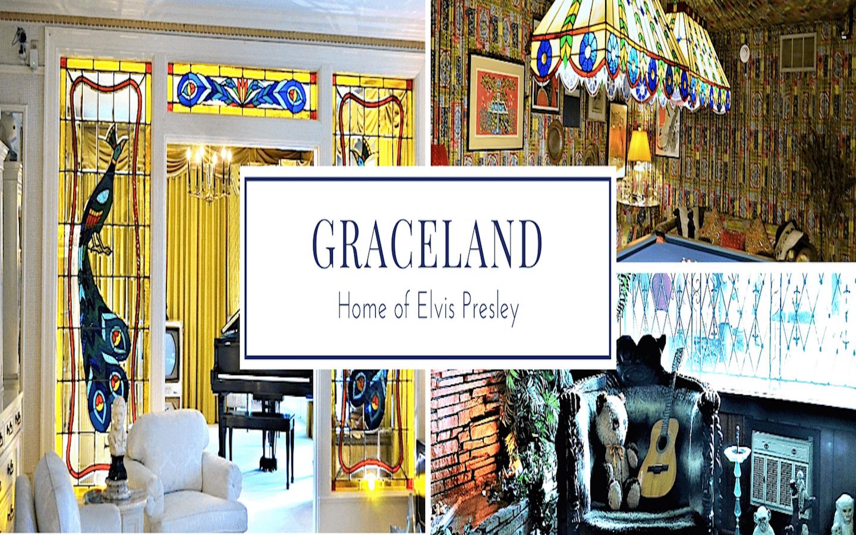 Graceland Home of Elvis Presley