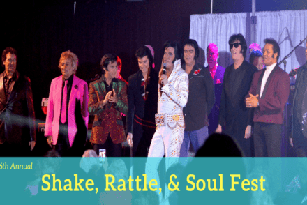 6th Annual Shake Rattle and Soul Fest