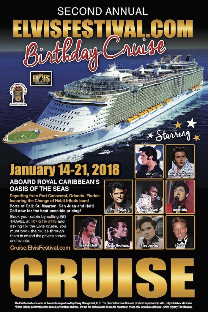 2018 Elvis Cruise Promo