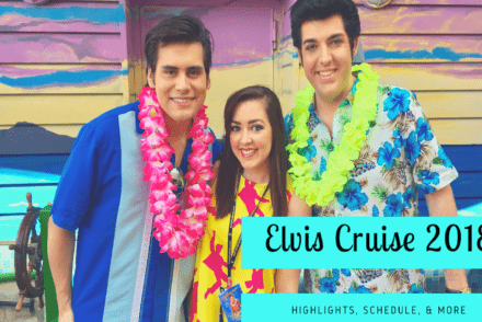 Elvis Birthday Cruise 2018 - Highlights, Schedule, and MORE!