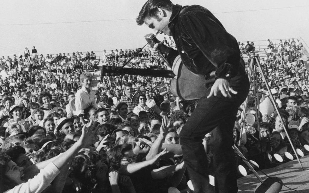 Elvis Tupelo Fair Grounds