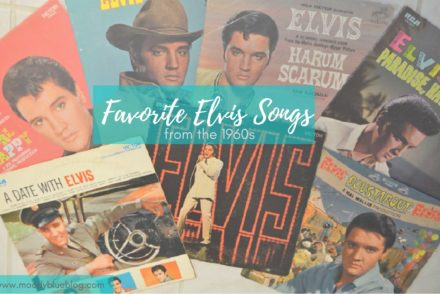 Favorite Elvis Songs from the 1960s