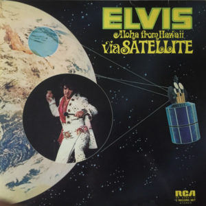 Elvis Album - Aloha From Hawaii