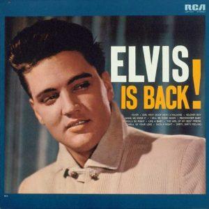 Elvis Album - Elvis Is Back