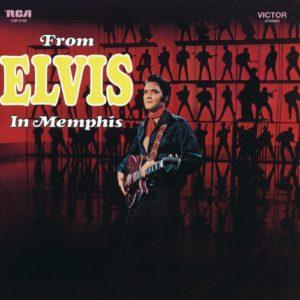 Elvis Album - From Elvis In Memphis