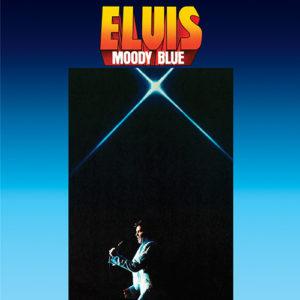 Elvis Album - Moody Blue