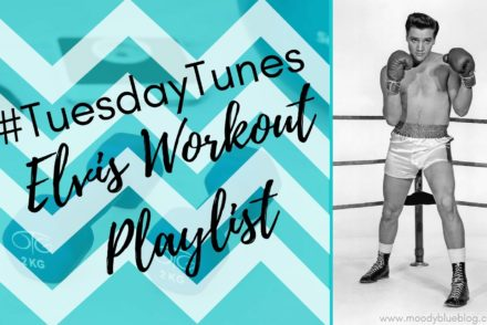 #Tuesday Tunes Elvis Workout Playlist Featured