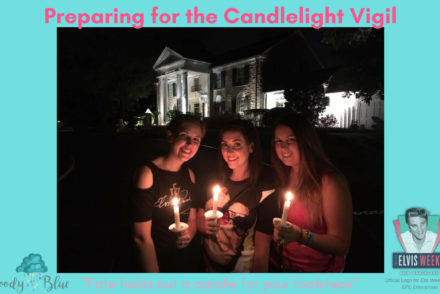 Prepare for the Candlelight Vigil