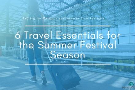 Travel Essentials for the Summer Festival Season - Facebook