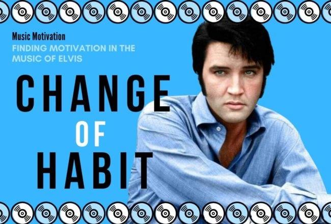 Music Motivation: Change of Habit
