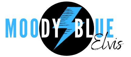 Moody Blue Elvis