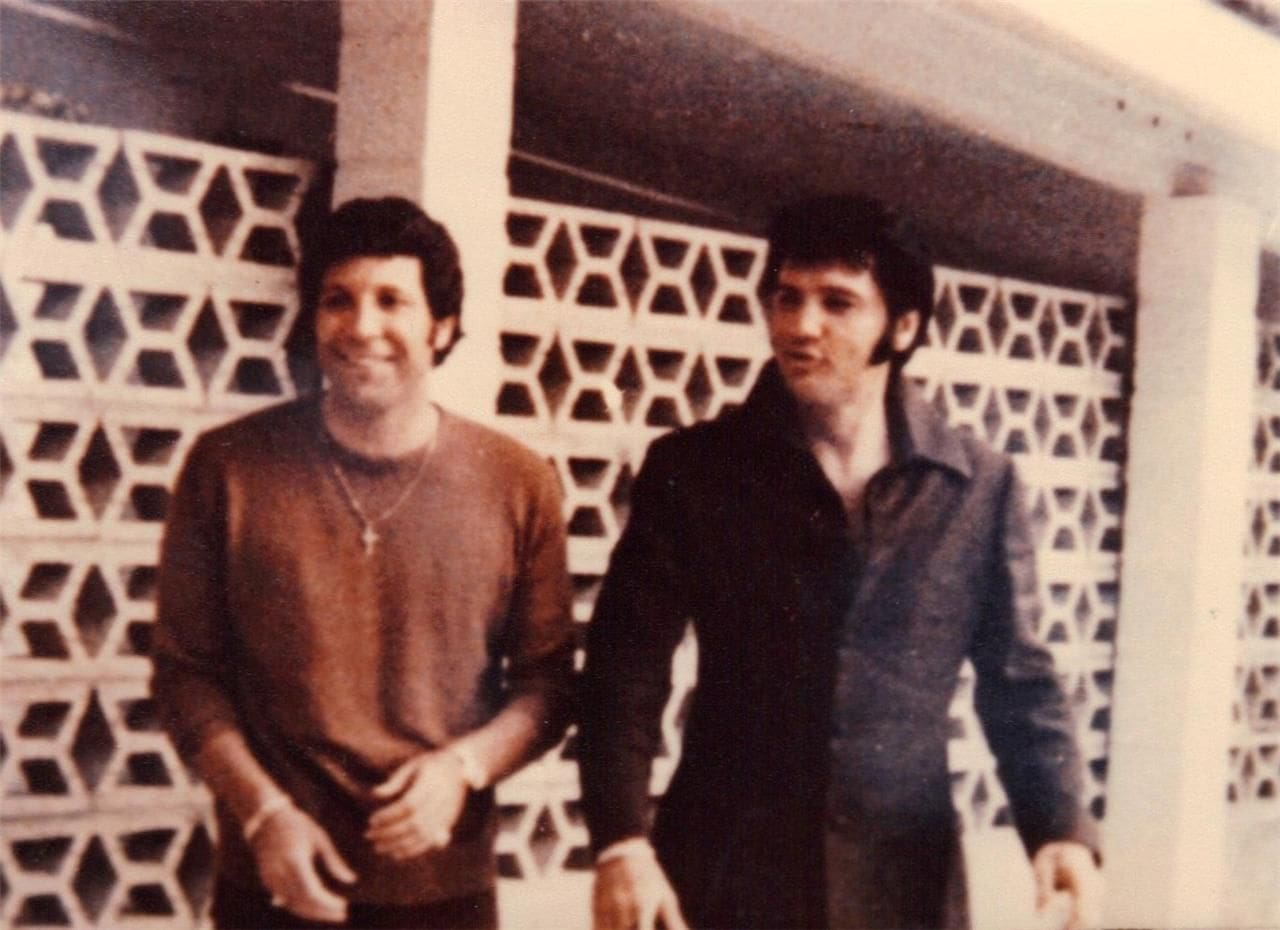Sir Tom Jones's Friendship with Elvis Image 1