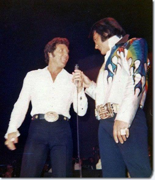 Sir Tom Jones's Friendship with Elvis Image 2